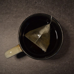 Load image into Gallery viewer, Mango Black Tea in Pyramid Tea Bags