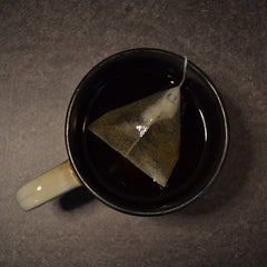 Green Tea in Pyramid Tea Bags