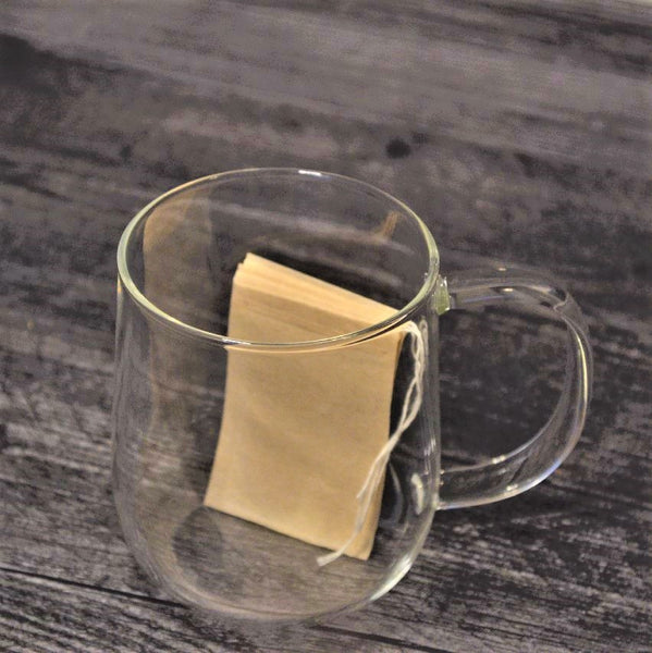 Brown paper Tea Bags- Set of 100