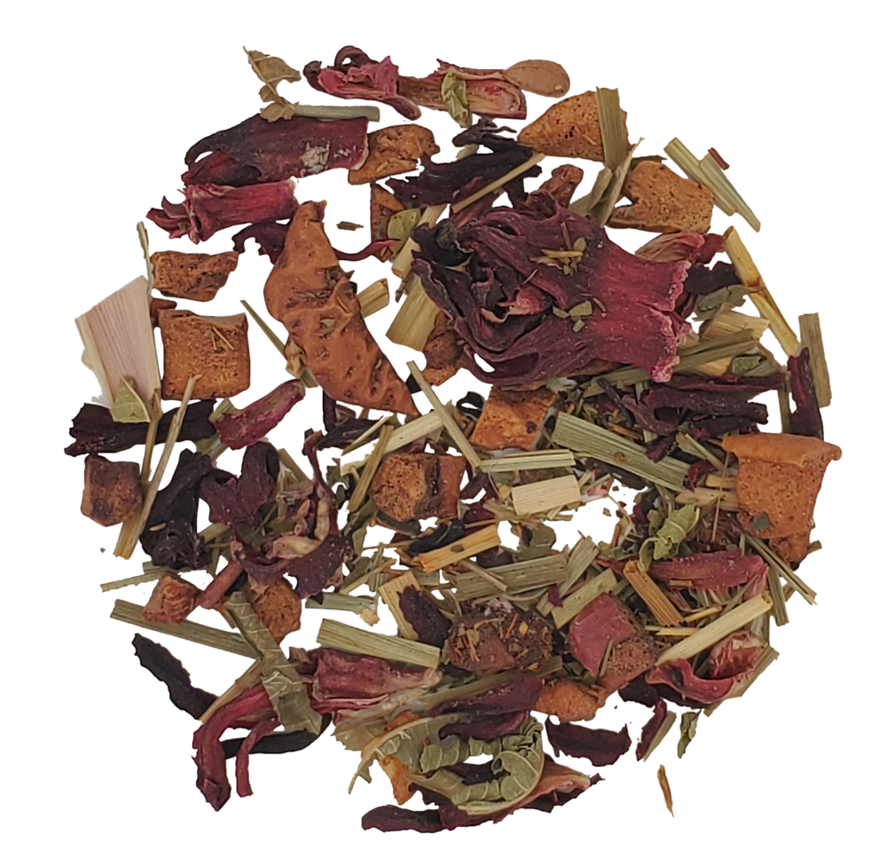 Vanilla Hibiscus Herbal Tea