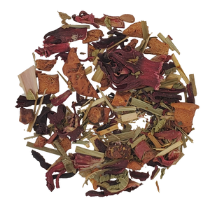 Load image into Gallery viewer, Vanilla Hibiscus Herbal Tea