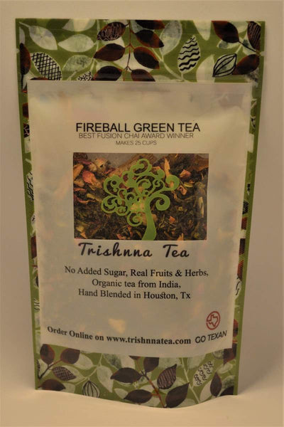 Fireball Green Tea