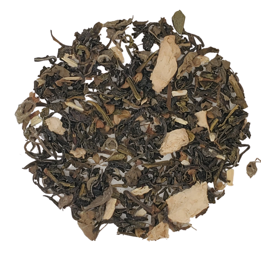 Ginger Tulsi Green Tea