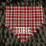 Perfectly Plaid Pet Bandana