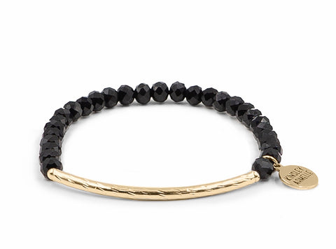 Coal Bracelet (Gold Glory Collection)