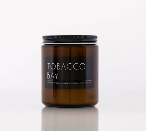 Tobacco Bay Candle