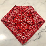 Traditional Bandana (Slides over Collar)