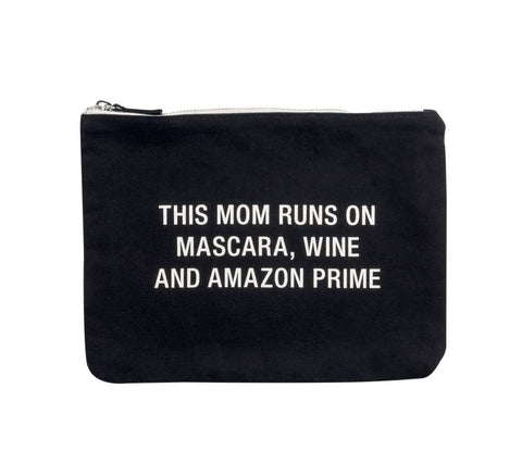 Mascara, Wine & Amazon Prime Bag
