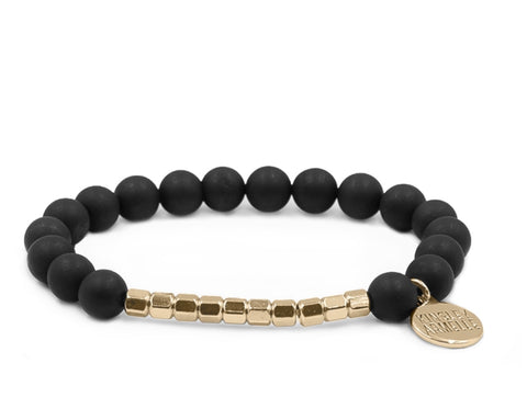 Raven Bracelet (Gold Burst Collection)