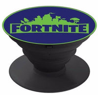 Fortnite In Royal Blue and Green
