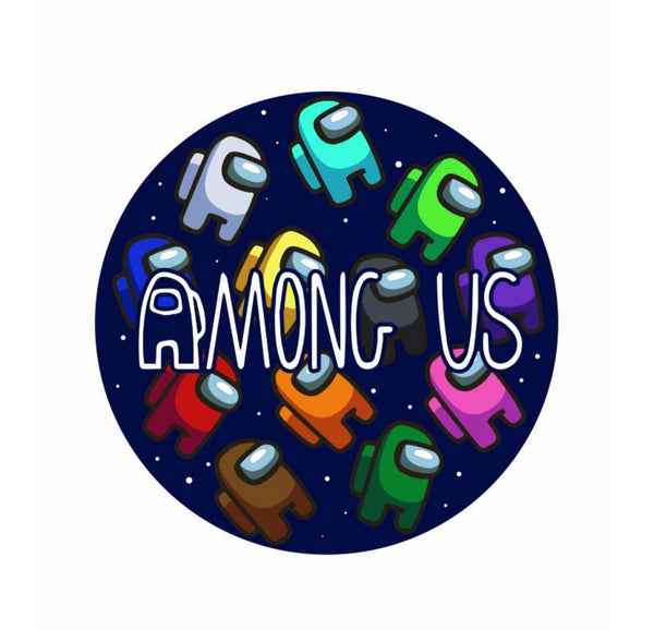 Among us pop socket