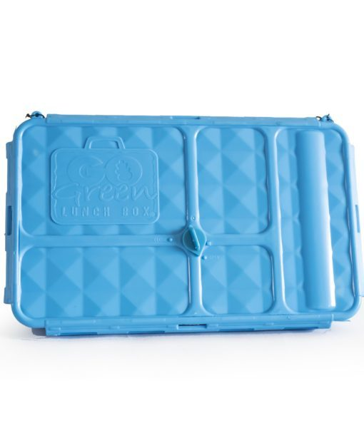 Go Green Lunchbox Only - Blue