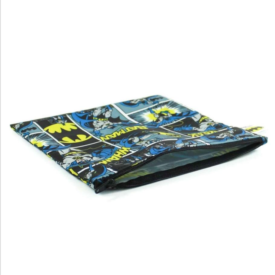 Bumkins - Large Snack Bag - DC Comic Range