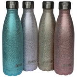 Oasis Insulated Stainless Steel Drink Bottle 500ml - Shimmer Range