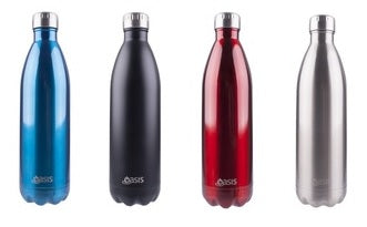 Oasis Stainless Steel Double Insulated Drink Bottle 1 Litre