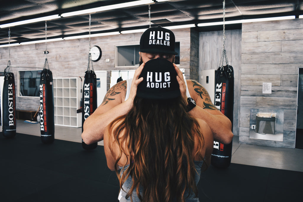 Hug Dealer Hats