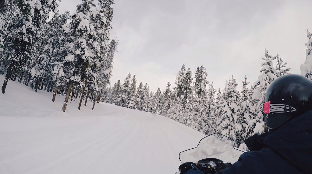 Colorado Snowmobiling