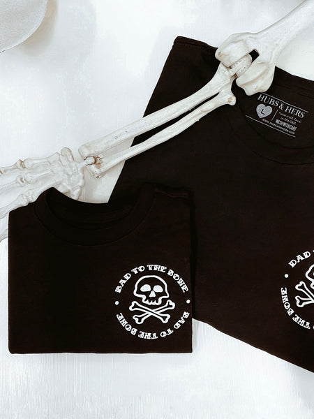 Bad to the Bone | Kid's Tee
