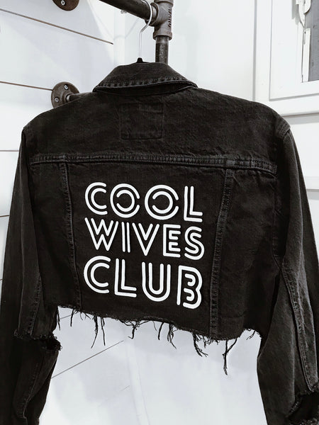 Cool Wives Club | Members Only Jacket