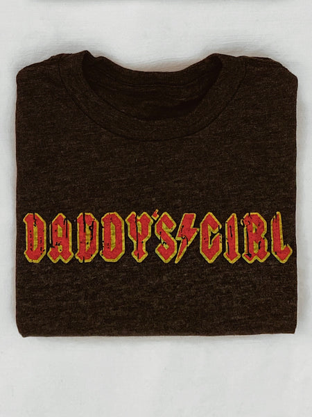 Daddy's Girl | Kid's Band Tee