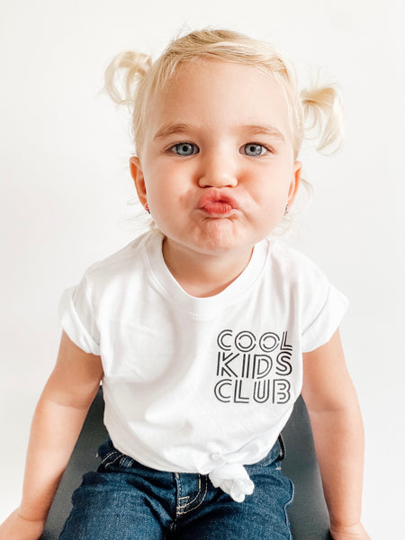 Cool Kids Club | Kid's Tee