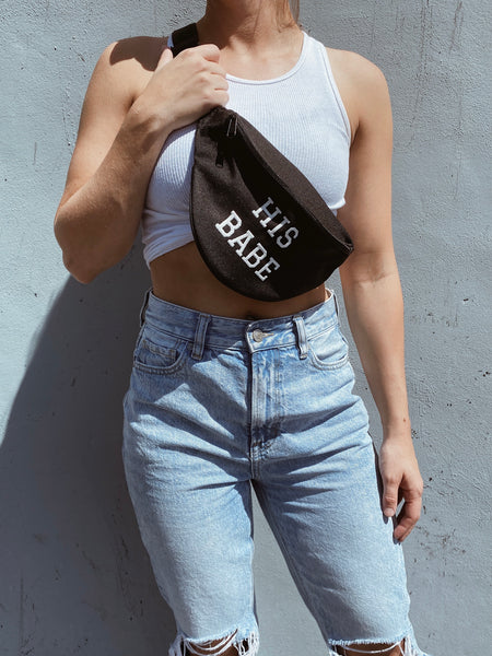 His Babe | Fanny Pack
