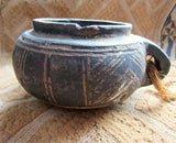 Antique BaKuba Ceramic Pot