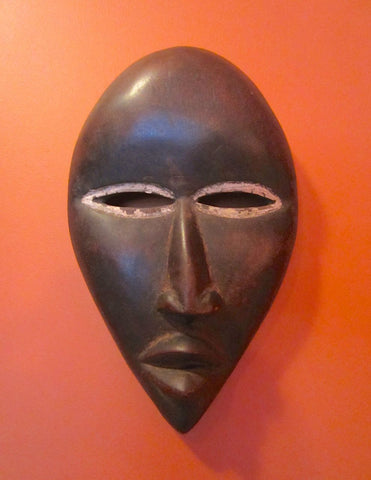 Serene Dan Deangle Dance Mask from Ivory Coast