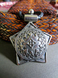 Tribal Star Pendant Necklace
