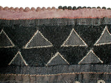 Fine Old BaKuba Raffia Ceremonial Over-Skirt