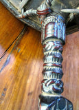 Antique Tamang Shaman's Drum from Nepal