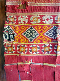 Prestige Textile for Atoni Warrior from Timor
