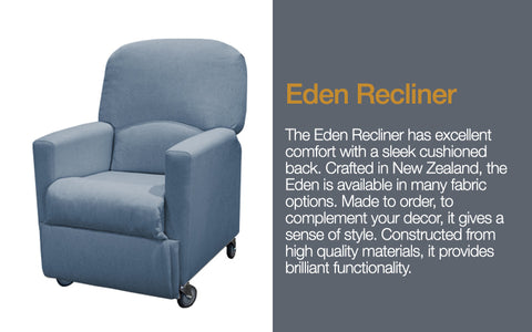 eden Recliner for aged care