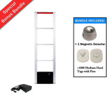 Package Y -  MONO Single-Tower Security System + 1000 Medium Tag + 1 Universal Detacher