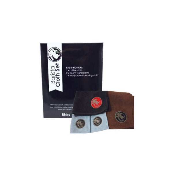 BARISTA CLOTH SET - 4 PCS