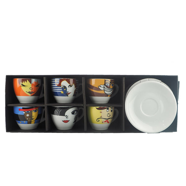 FACE ESPRESSO 90ML (6 SETS)