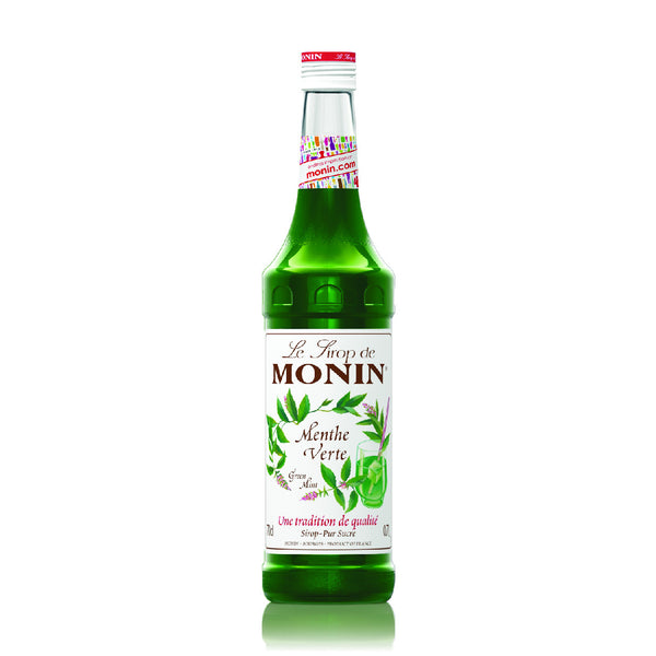 PREMIUM SYRUP GREEN MINT 700ML