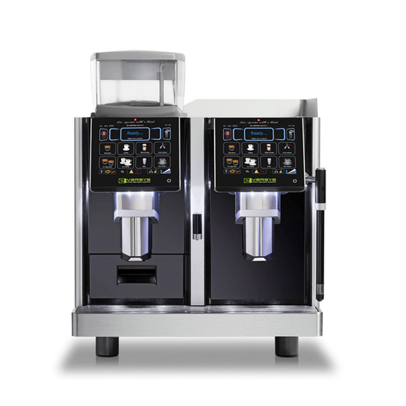 EVERSYS E'4M CTS 2 GRINDERS