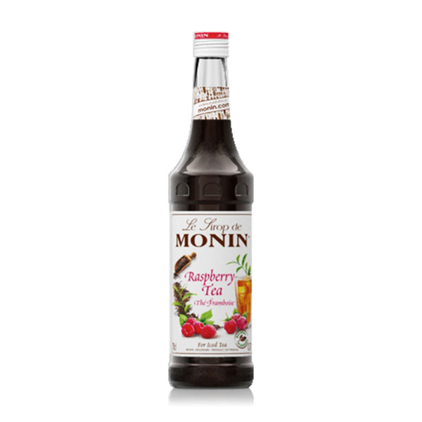 MONIN  CONCENTRATE RASPBERRY NAT TEA 700ML
