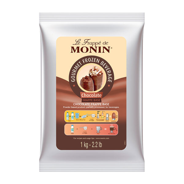 MONIN  FRAPPE CHOCOLATE BASE 1KG