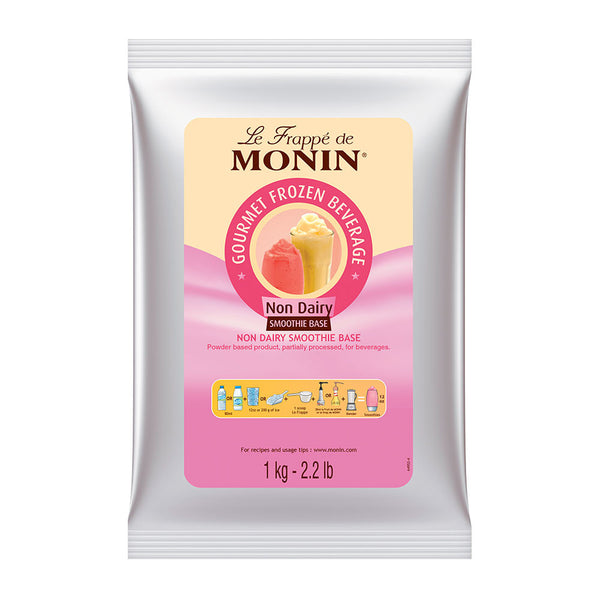 MONIN  FRAPPE NON-DAIRY SMOOTHIE NEUTRAL BASE 1KG