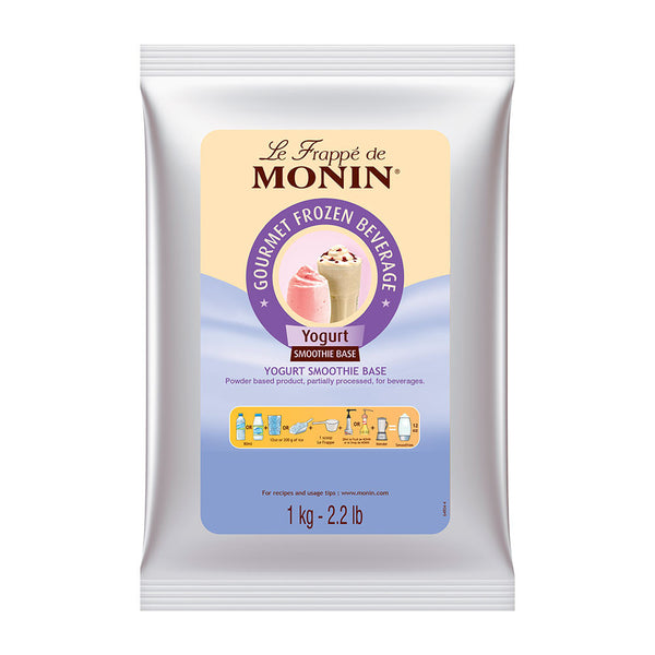 MONIN  FRAPPE YOGHURT SMOOTHIE BASE 1KG