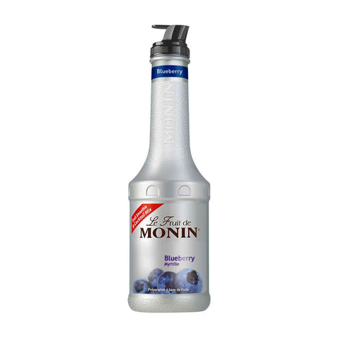 MONIN  FRUITMIX BLUEBERRY 1LT