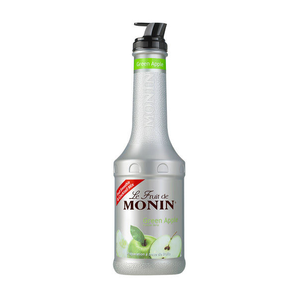 MONIN  FRUITMIX GREEN APPLE 1LT
