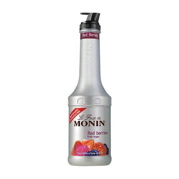 MONIN  FRUITMIX RED BERRIES 1LT