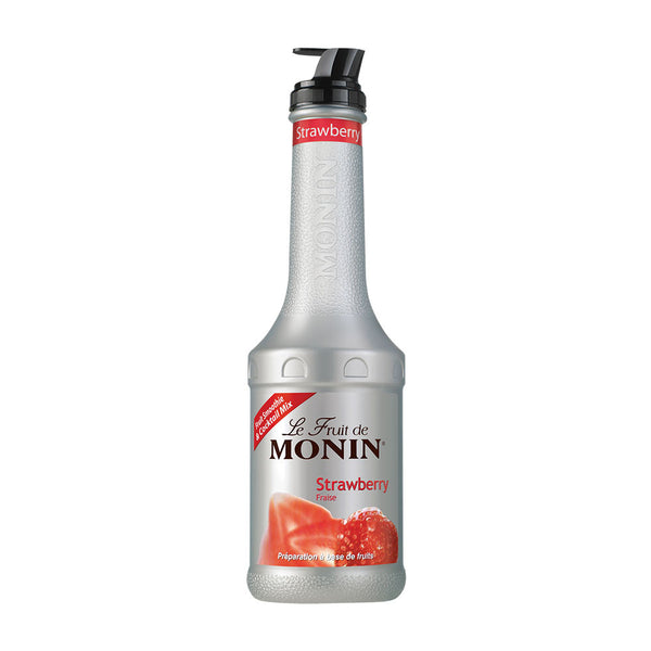 MONIN  FRUITMIX STRAWBERRY 1LT