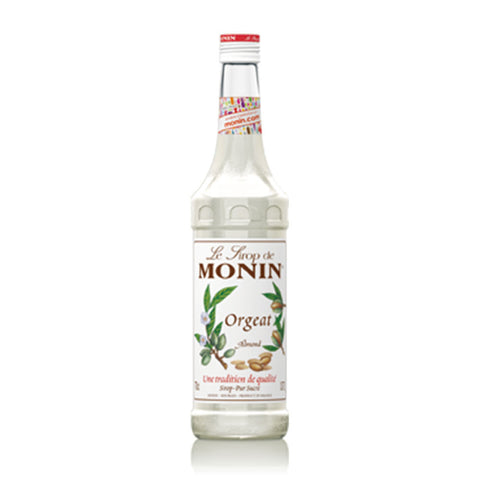 MONIN  PREMIUM SYRUP ALMOND 700ML