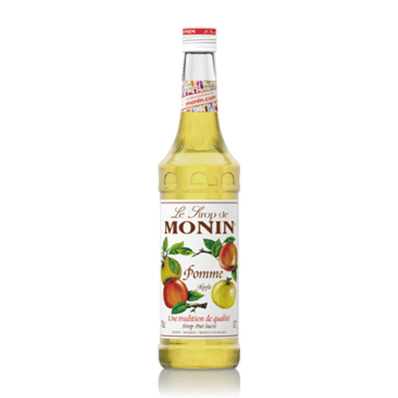 MONIN  PREMIUM SYRUP APPLE 700ML