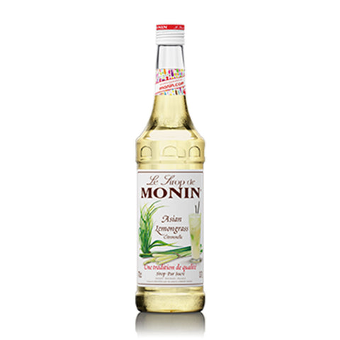 MONIN  PREMIUM SYRUP ASIAN LEMONGRASS 700ML