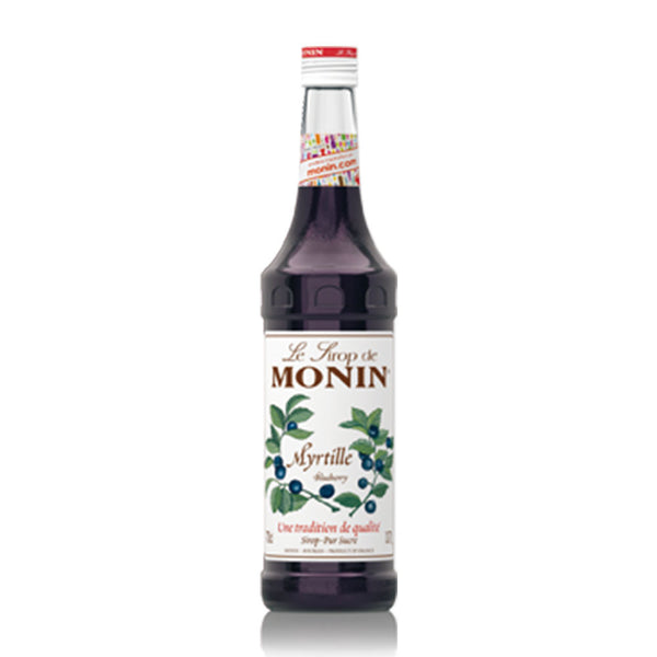 MONIN  PREMIUM SYRUP BLUEBERRY 700ML
